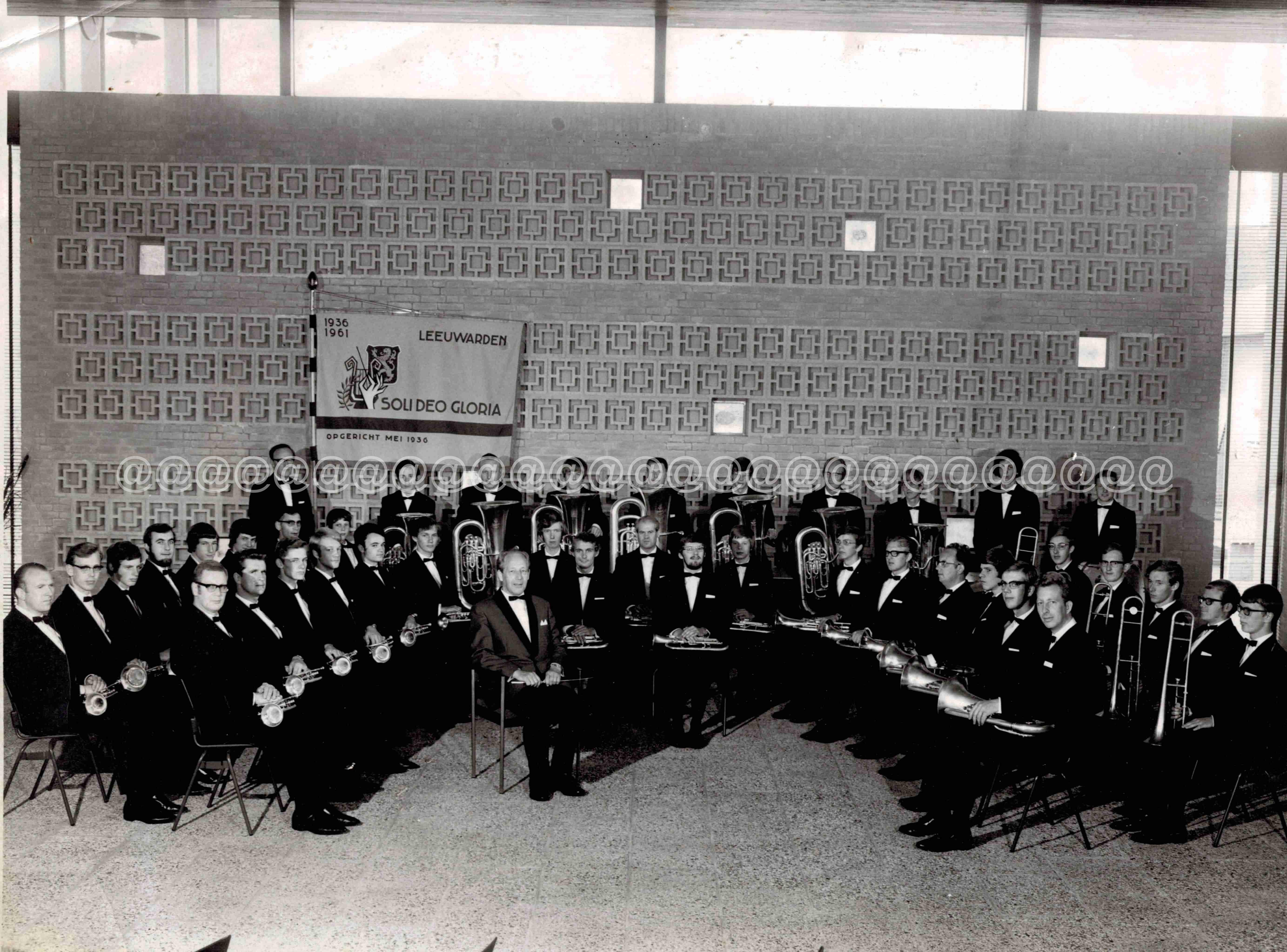1970 Soli Deo Gloria olv Sjoerd Nieuwland (promofoto Engelandreis)