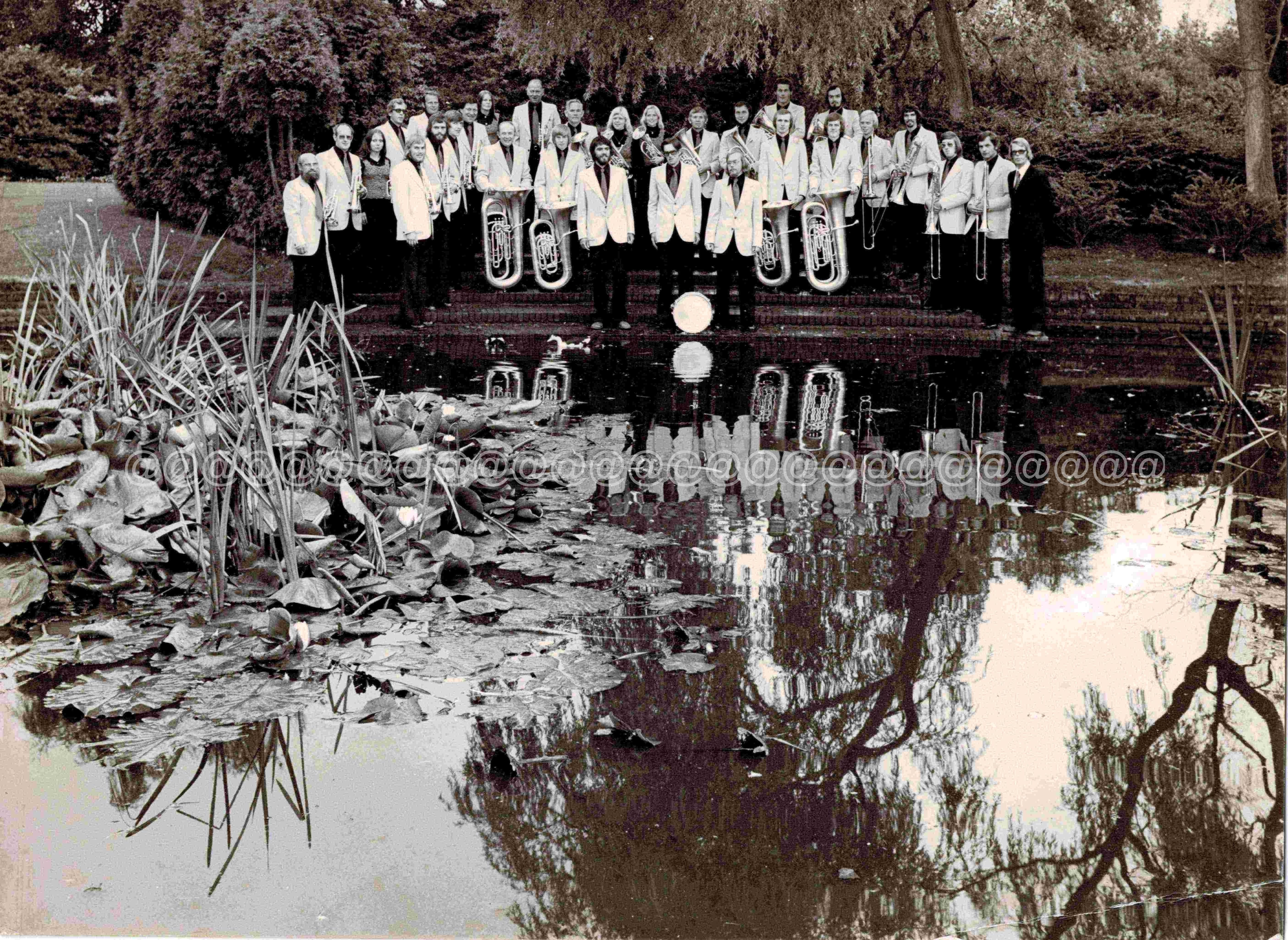 1975 Het Heidebloempje Harkema (Foto voor LP)