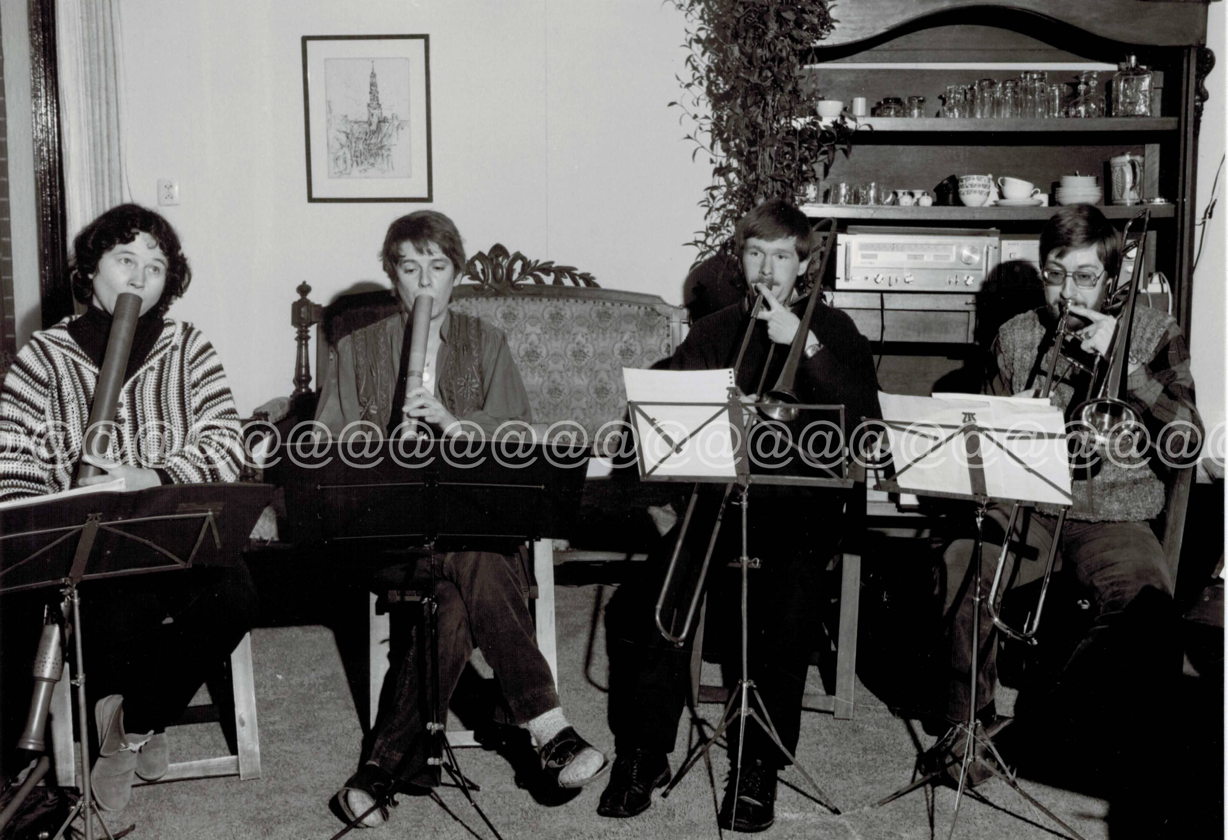 1982 Ensemble Collegium Musicum Groningen