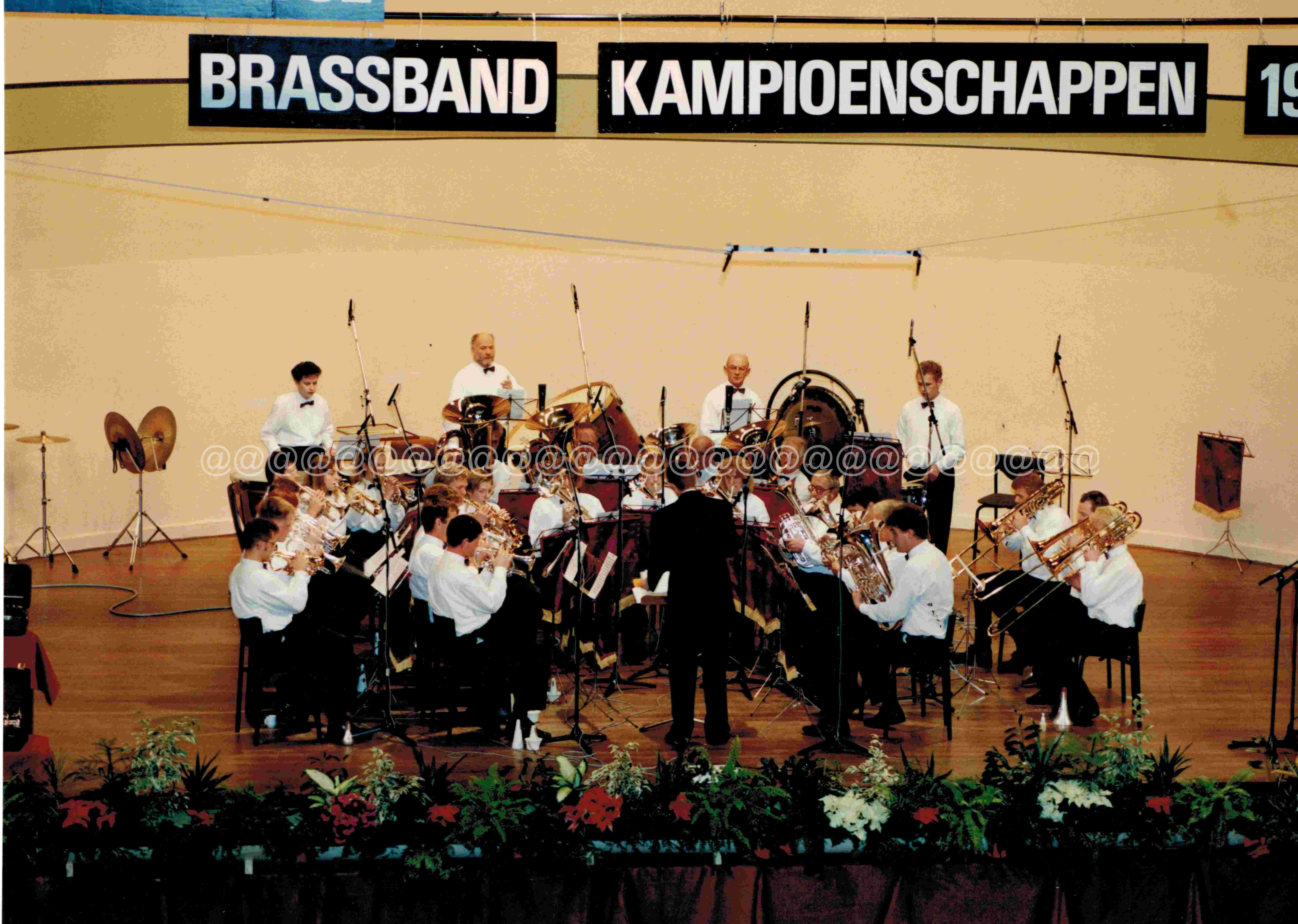1992 Soli deo Gloria Blija NBK (dirigent)