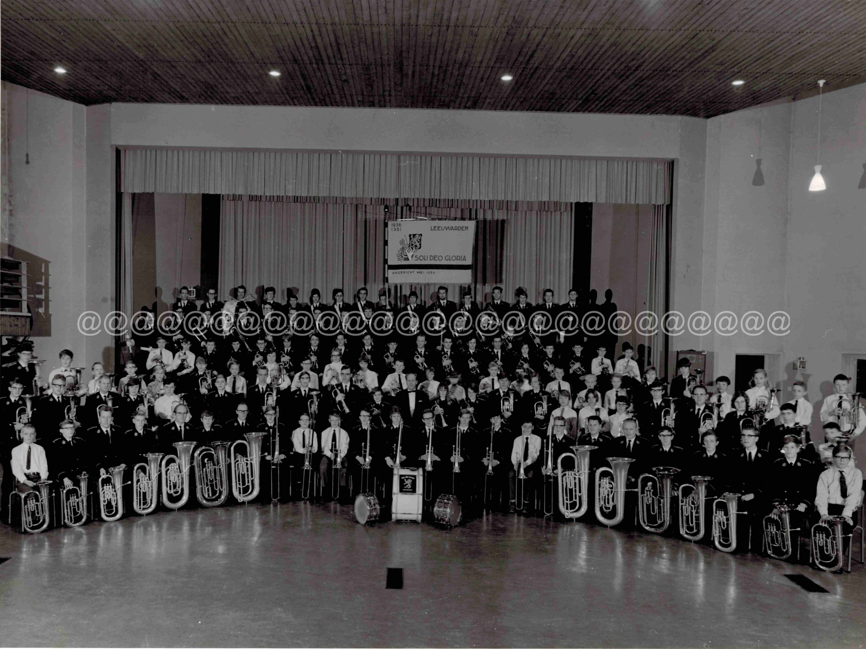 1967 Soli Deo Gloria gehele vereniging