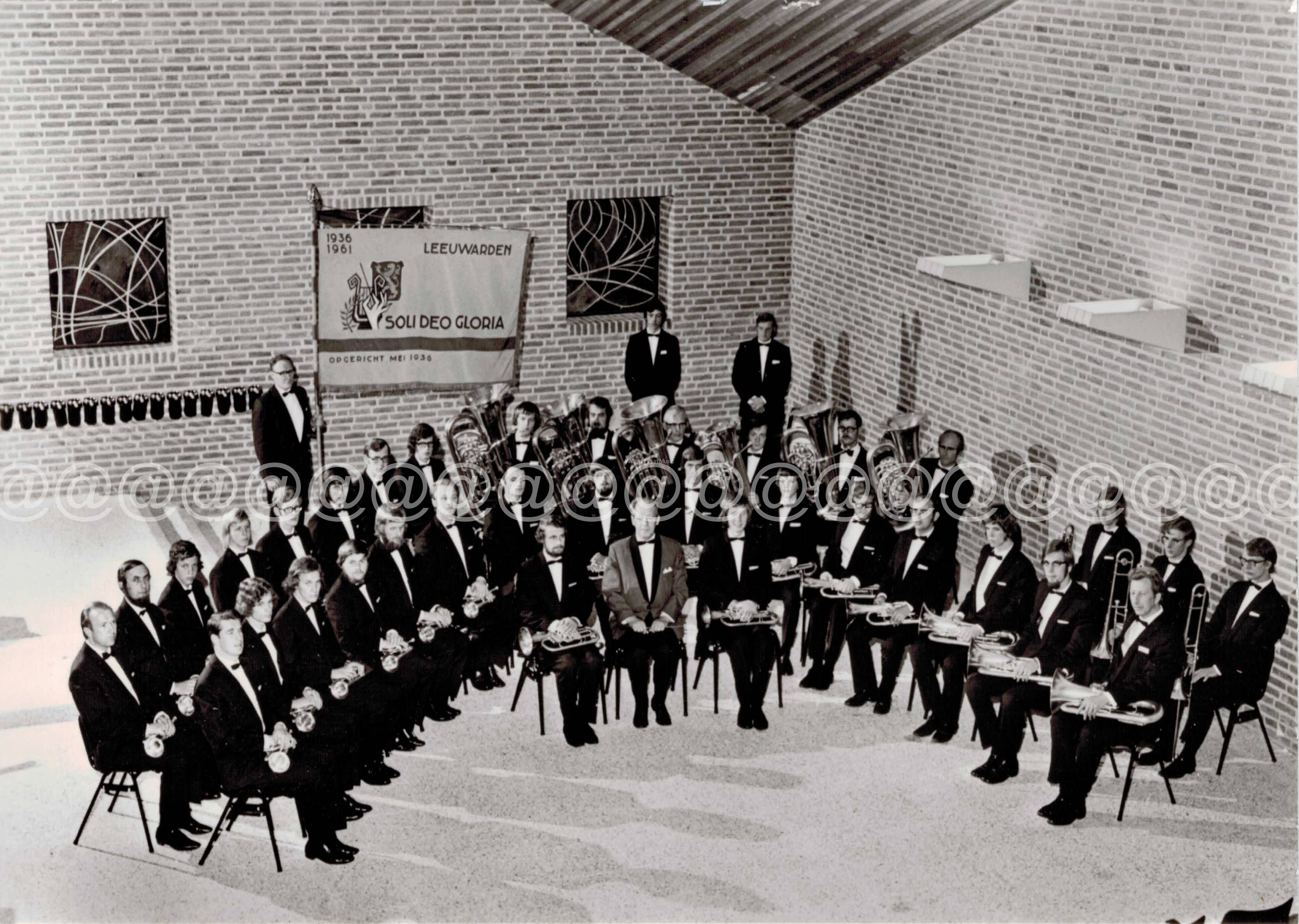 1972 Soli Deo Gloria olv Sjoerd Nieuwland (promofoto Zwitserlandreis)
