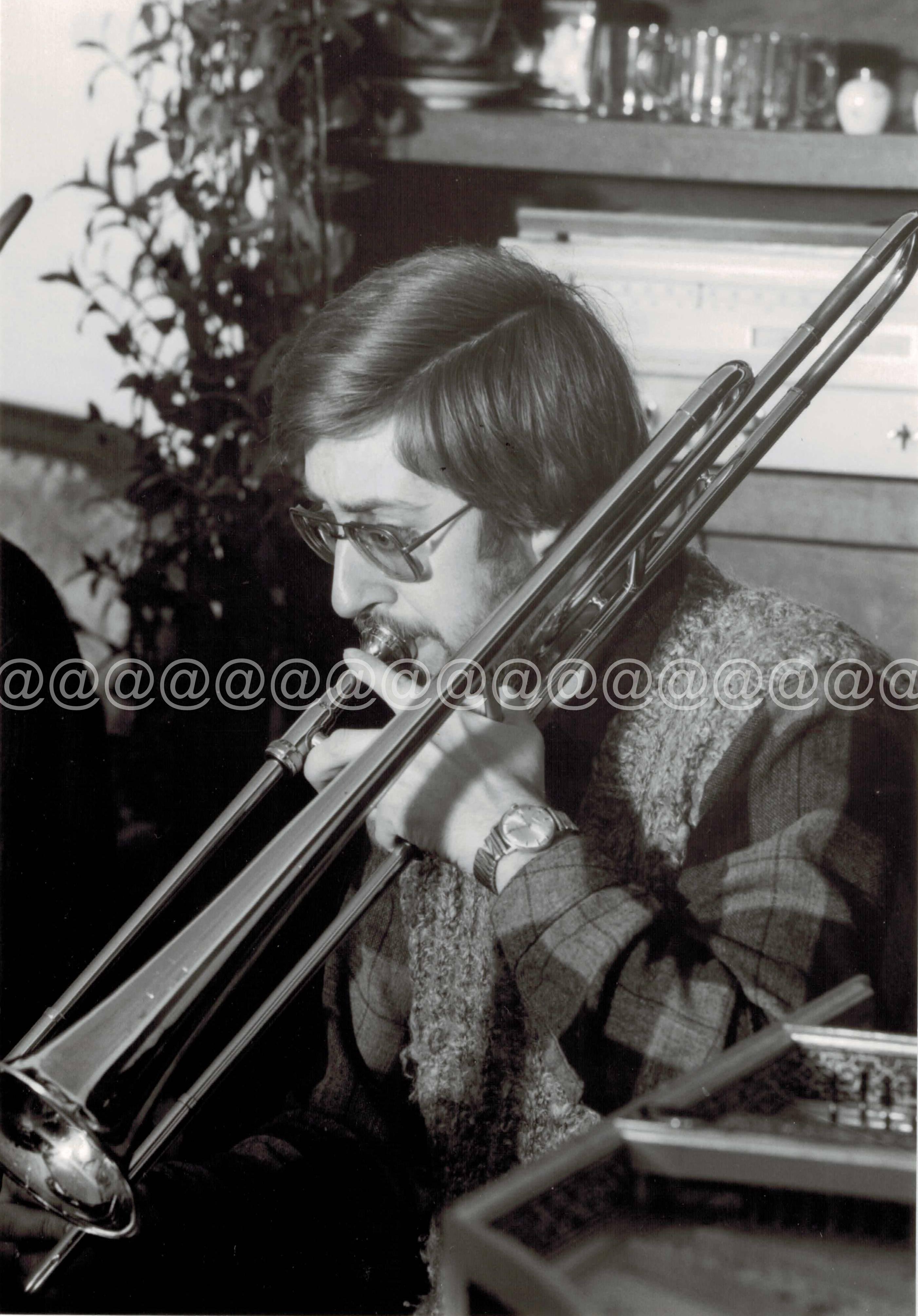 1982 Barok Trombone met Collegium Musicum Groningen