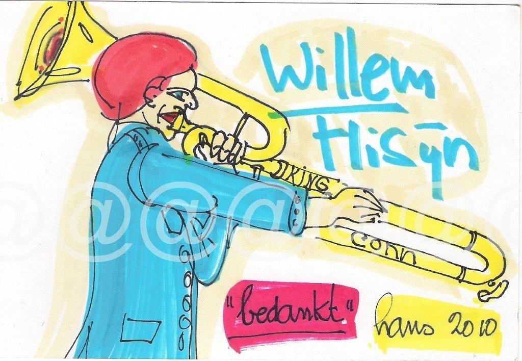 2010 Willem Trombone van Hans