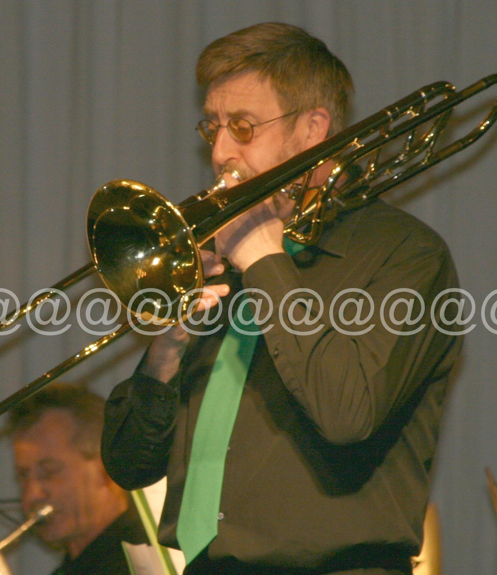 2011 Willem Flisijn op trombone